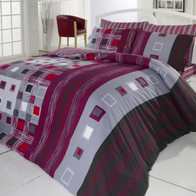 Puuvillane voodipesukomplekt